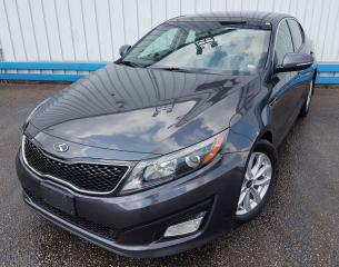 Used 2014 Kia Optima EX *LEATHER-SUNROOF* for sale in Kitchener, ON