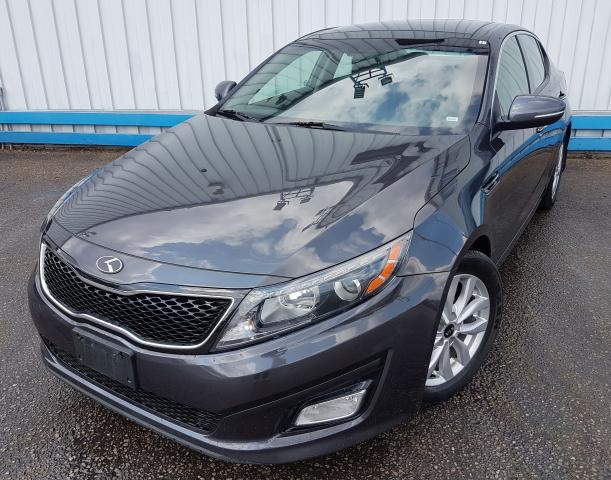 2014 Kia Optima EX *LEATHER-SUNROOF*