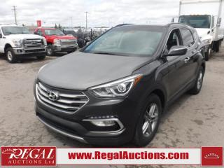 Used 2018 Hyundai SANTA FE SE 4D UTIL AT AWD 2.4L for sale in Calgary, AB