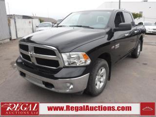 Used 2018 RAM 1500 SLT Crew Cab SWB 4WD 5.7L for sale in Calgary, AB