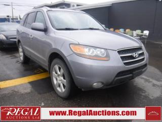 Used 2007 Hyundai Santa Fe GLS 4D Utility AWD for sale in Calgary, AB
