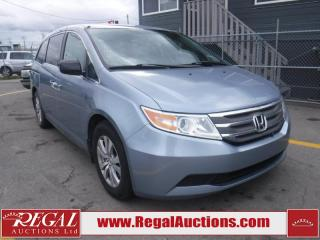 Used 2011 Honda Odyssey 4D WAGON for sale in Calgary, AB