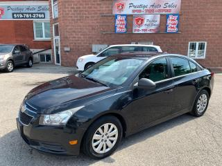 Used 2011 Chevrolet Cruze LS+ w/1SB/SUMMER BLOWOUT $400 OFF/NO ACCIDENT/CERT for sale in Cambridge, ON