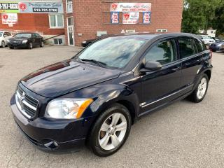 Used 2011 Dodge Caliber SXT/SUMMER BLOWOUT $400 OFF/SAFETY INCLUDED for sale in Cambridge, ON