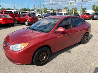 Used 2010 Hyundai Elantra GL/2L/SUMMER BLOWOUT $400 OFF/TWO SETS OF TIRES for sale in Cambridge, ON