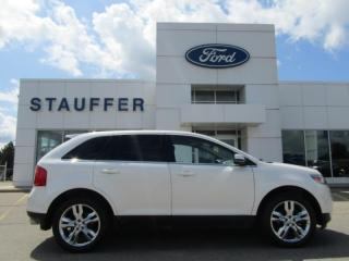 Used 2013 Ford Edge Limited for sale in Tillsonburg, ON
