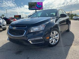 Used 2015 Chevrolet Cruze 1LT * Backup Camera * Bluetooth * for sale in London, ON