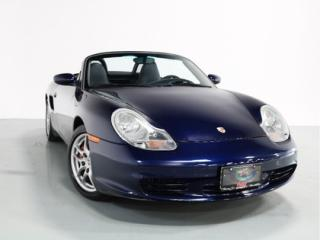 Used 2003 Porsche Boxster S   CONVERTIBLE   6 SPEED   HEATED SEATS for sale in Vaughan, ON