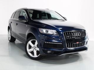 Used 2013 Audi Q7 7-PASS   S-LINE   PANO   NAVI for sale in Vaughan, ON