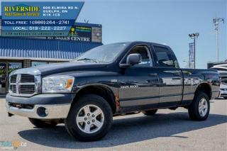Used 2007 Dodge Ram 1500 TRX4 OFF ROAD for sale in Guelph, ON