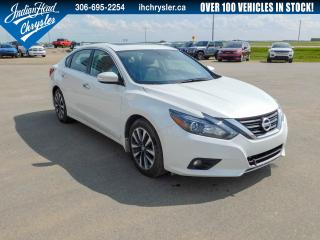 Used 2016 Nissan Altima 2.5 | Sunroof | Nav | Leather for sale in Indian Head, SK
