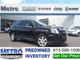 Used 2016 GMC Terrain SLE-1 AWD - Mint for sale in Ottawa, ON