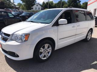Used 2017 Dodge Grand Caravan Crew for sale in Mitchell, ON