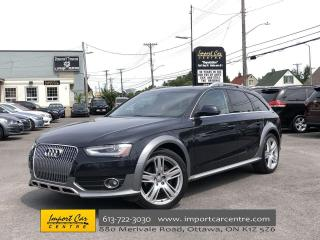Used 2015 Audi A4 Allroad 2.0T Technik SPORTS PKG NAV PANO.ROOF B&O SOUND WO for sale in Ottawa, ON