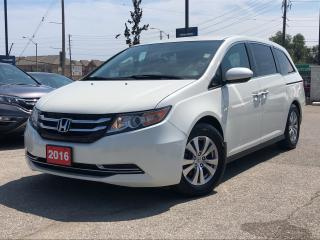 Used 2016 Honda Odyssey EX, one owner, low mileage for sale in Toronto, ON