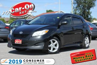 Used 2013 Toyota Matrix A/C BLUETOOTH PWR GRP ALLOYS LOADED for sale in Ottawa, ON