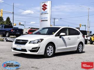 Used 2016 Subaru Impreza 2.0i AWD ~Backup Camera ~Bluetooth for sale in Barrie, ON