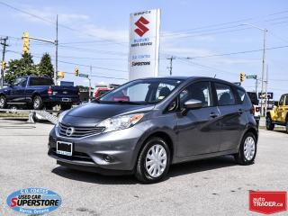 Used 2016 Nissan Versa Note SV for sale in Barrie, ON