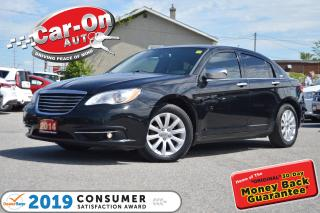 Used 2014 Chrysler 200 Limited LEATHER SUNROOF HTD SEATS LOADED for sale in Ottawa, ON