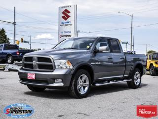 Used 2009 Dodge Ram 1500 Sport Quad Cab 4x4 for sale in Barrie, ON