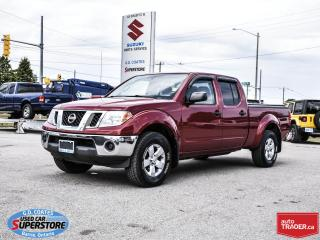 Used 2012 Nissan Frontier SV CREW CAB 4X4 for sale in Barrie, ON
