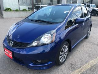 Used 2013 Honda Fit Sport Automatic w/Low KMS, Great Condition for sale in Hamilton, ON