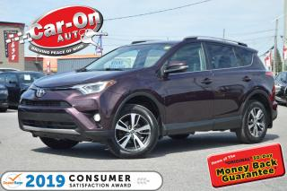 Used 2016 Toyota RAV4 XLE SUNROOF REAR CAM HTD SEATS FULL PWR GRP LOADED for sale in Ottawa, ON