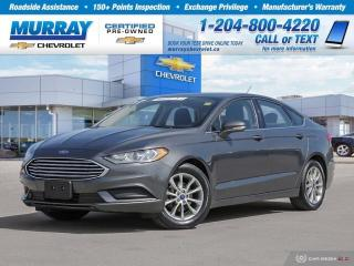 Used 2017 Ford Fusion SE for sale in Winnipeg, MB
