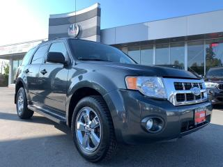 Used 2009 Ford Escape XLT 3.0L V6 4WD LEATHER SUNROOF ONLY 163KM for sale in Langley, BC