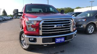 Used 2016 Ford F-150 XLT 2.7L V6 ECO 4X4 for sale in Midland, ON