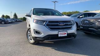 Used 2016 Ford Edge SEL 2.0L I4 ECO NAVIGATION HEATED SEATS for sale in Midland, ON