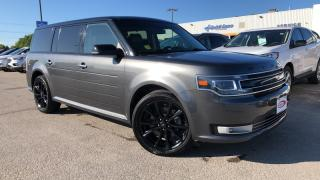 Used 2018 Ford Flex LIMITED 3.5L V6 AWD for sale in Midland, ON