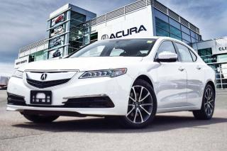 Used 2015 Acura TLX 3.5L SH-AWD No Accident  7yrs Warranty Inc  Back-U for sale in Thornhill, ON