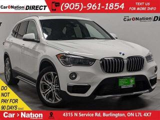 Used 2019 BMW X1 xDrive28i| PANO ROOF| NAVI| for sale in Burlington, ON