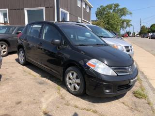 Used 2008 Nissan Versa 1.8 SL*HatchBack*Bluetooth*Power Windows&Locks* for sale in Hamilton, ON