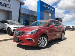 Used 2016 Buick Envision Premium I for sale in Barrie, ON