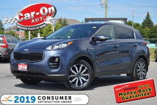 Used 2018 Kia Sportage EX AWD LEATHER REAR CAM HTD SEATS NAV READY for sale in Ottawa, ON