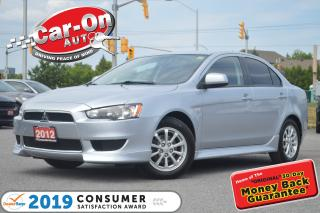 Used 2012 Mitsubishi Lancer SE A/C HEATED SEATS BLUETOOTH ALLOYS for sale in Ottawa, ON