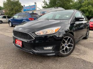 Used 2018 Ford Focus SE Sedan *BACKUP|HEATED SEATS|ACCIDENT FREE| for sale in Brampton, ON