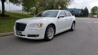 Used 2013 Chrysler 300 4dr Sdn 300C RWD  | Navi | Remote Starter | Accident-Free for sale in Vaughan, ON