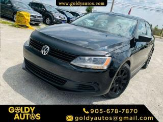 Used 2012 Volkswagen Jetta Sedan Trendline+ for sale in Mississauga, ON
