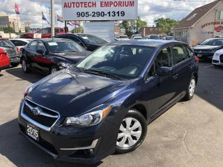 Used 2015 Subaru Impreza 2.0i PZEV AWD Backup Camera/Bluetooth/All Power&GPS* for sale in Mississauga, ON