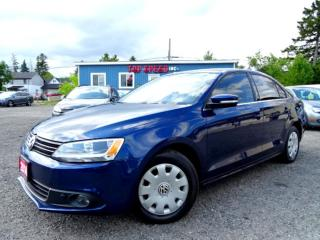 Used 2014 Volkswagen Jetta Comfrtline TDI DSG Bluetooth Sunroof Heated Seats Certified for sale in Guelph, ON