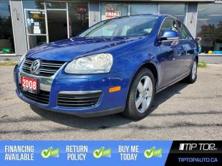 Used 2008 Volkswagen Jetta 2.5L Trendline ** Clean CarFax, Heated Seats, Auto for sale in Bowmanville, ON