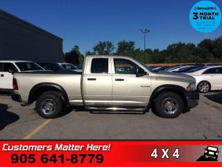 Used 2010 Dodge Ram 1500 ST for sale in St. Catharines, ON