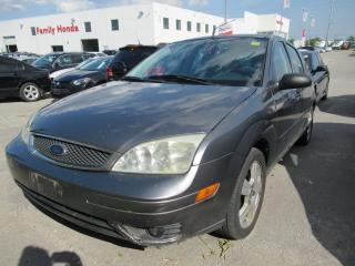 Used 2005 Ford Focus ZX5 SES, HEAT/AC for sale in Brampton, ON
