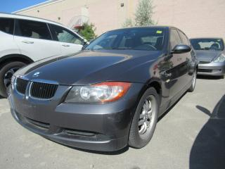 Used 2007 BMW 323i i, SUNROOF, PUSH TO START for sale in Brampton, ON