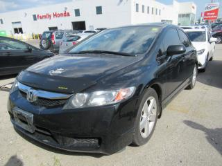 Used 2010 Honda Civic Sport, Sunroof for sale in Brampton, ON