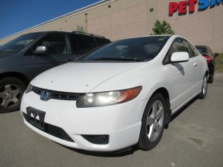 Used 2007 Honda Civic LX, NAVIGATION for sale in Brampton, ON