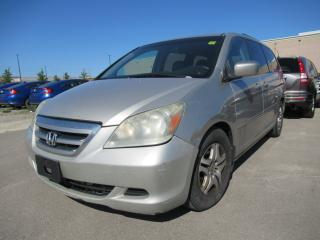 Used 2005 Honda Odyssey EX-L for sale in Brampton, ON
